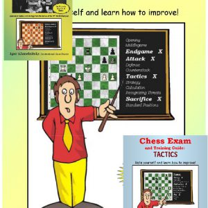 Chess Exam Books & Other